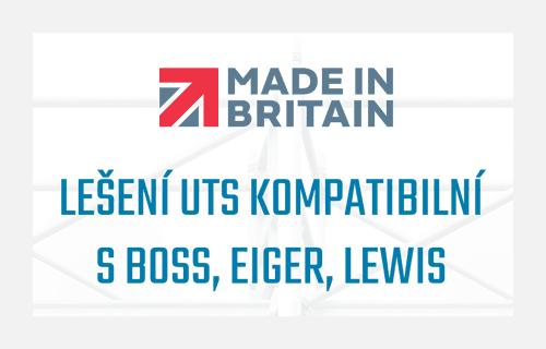 Lešení UTS kompatibilní s Boss, Eiger, Lewis